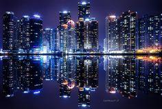 A Coreia refletida sob os olhos do fotógrafo Jae Woon U
