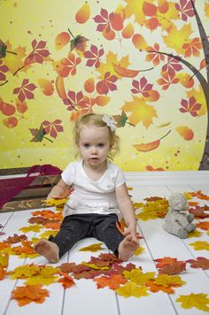 Fall will be here before we know it! Get ready with our colorful Windy Walks Printed Backdrop! Available in 4 different materials and various sizes! Photographing Kids, Walks, Backdrops, Colorful, Printed, Photography, Painting, Art, Art Background