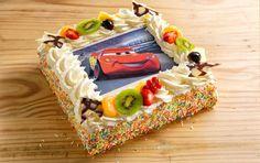 Cars taart bestellen · Bakker van Maanen