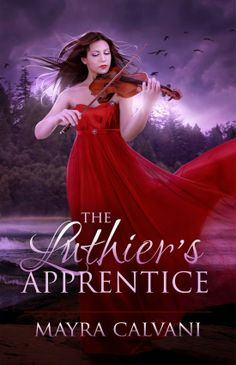 The Luthier's Apprentice Mayra Calvani  Niccolò Paganini (1782-1840), one of the greatest violinists who ever lived and rumored to have made a pact with the devil, has somehow transferred unique powers to another…