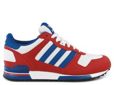 adidas zx 700   The Style Dealer Adidas Zx 700, Sneakers Fashion, Red And Blue, Gentleman, Kicks, Adidas Sneakers, Footwear, Mens Fashion, Queen