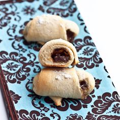 Chocolate Chip Cookie Stuffed Crescent Rolls
