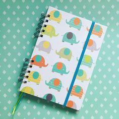 cuaderno pediatrico hecho a mano, cuaderno para bebe
