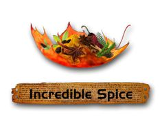 Bought a couple of products from Incredible Spice. Wow, yummy!