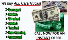 Our company is number one in junk car removal services currently operating in New York, New Jersey and Florida. http://www.money4vehicle.com/