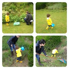 The perfect day for a bit of gardening #kids #fun #outdoor #likethepic #love #family #teamwork #picoftheday #instacool