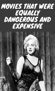 #Movies #Equally #Dangerous #Expensive