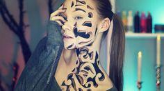 Carved make up by madeyewlook