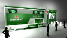 Heineken Bar Stadium by arch jeam at Coroflot.com