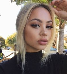 Natural Makeup Ideas That Will Leave You Looking Flawless Makeup Goals, Makeup Tips, Eye Makeup, Hair Makeup, Beauty Make Up, Hair Beauty, Hair Colorful, Lip Injections, Lip Fillers