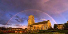 Waxham Church, Norfolk. #PaulThetford #ThisEngland