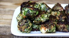"""Instead of tossing your leftover greens, turn them into """"meatballs""""   Grist"""