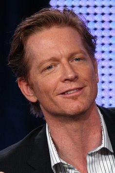 Eric Stoltz (born September 30, 1961) is an American actor, director and producer. He recently portrayed Daniel Graystone in the science fiction television series Caprica, and became a regular director on the television series, Glee.