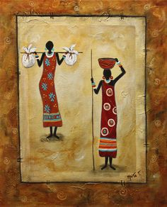 Enterprising+Woman+Original+Art++Painting+++by+artbymaite+on+Etsy,+$165.00