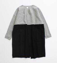 Compression knit gown color scheme