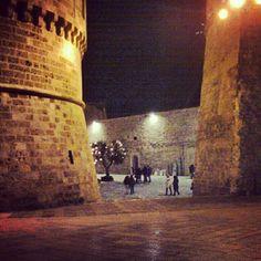 Castle in Otranto - Lecce - Puglia - Italy