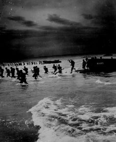 Operation Torch, the assault of North Africa