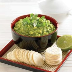 Asian Guacamole   #AustralianAvocados