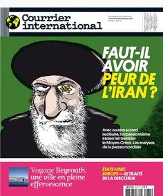Courrier international 1275, du 09 avril 2015