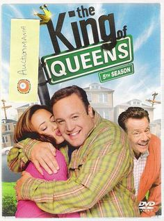 KING OF QUEENS 5th Season Box Set DVDs TV Series FREE SHIPPING