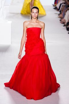 Giambattista Valli Haute Couture Fall 2013 - Runway Dresses We Wish We Could Wear for Valentine's Day - Photos