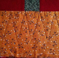 Acolchado de bordes del Sampler. Curso gratuito de iniciación al patchwork. Tienda online de telas y materiales para patchwork.