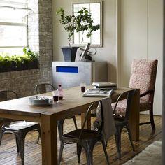 Esszimmer Wohnideen Möbel Dekoration Decoration Living Idea Interiors home dining room - Rustikale Essecke