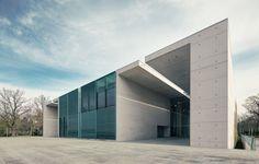 Crematorium Baumschulenweg | Shultes Frank Architeckten