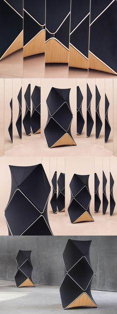 2015 B&O BeoLab 90 / Denmark / Bang & Olufsen / speaker / wood metal