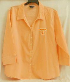 Vintage Tennessee Volunteers Ladies Size XL 3/4 Sleeve Dress | Etsy 3 4 Sleeve Dress, Tennessee Volunteers, Vintage Shirts, Dresses With Sleeves, Lady, Vintage T Shirts, Gowns With Sleeves