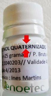 Comprando - Ingrediente - D-Pantenol Quaternizado