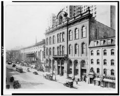 Tammany Hall was at its political height in the late nineteenth and early…