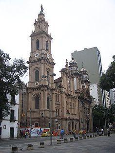 A Igreja de Nossa Senhora do Carmo (Antiga Sé) é uma igreja católica localizada na Rua 1º de Março, no Centro da cidade do Rio de Janeiro, no Brasil.