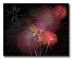 Lots of Fireworks Last Night...(Explored July 5, 2011)  http://wefirstmet.com