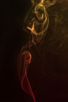Dancer in the Smoke by Jeremiah  Policky, via 500px