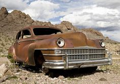 1947 Chrysler Windsor by Curtis Gregory Perry, via Flickr