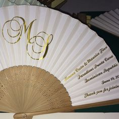 More of our personalised weddings fans heading to Toronto, Canada ❤️ Personalised Wedding fans. Personalised wedding favours. Bespoke personalised fans for any and all occasions. Our prices, service and superior quality fans will not be beaten...No minimum order! Visit my Etsy shop - https://www.etsy.com/uk/shop/CreateYourOwnFansUK or my website www.fanfairuk.co.uk