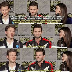 Klaus The Originals, Vampire Diaries The Originals, Originals Cast, Hayley And Elijah, Crying Face, Vampier Diaries, Vampire Diaries Quotes, Original Vampire, Laughing And Crying
