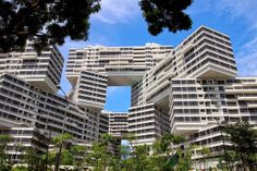 THE INTERLACE BY OMA