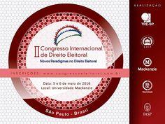 IICongresso Internacional de Direito Eleitoral