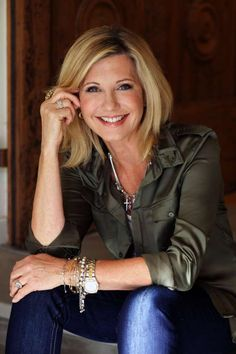 Olivia Newton-John  Went w my brothers, niece, and daughter 2010