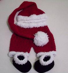 Conjunto confeccionado em crochê com fio próprio para bebê. composição : gorro, shorts e botinhas cores - vermelho, branco e preto. tamanhos - 0 a 3 / 3 a 6 / 6 a 9 / 9 a 12 meses. frete por conta do comprador. R$ 89,90