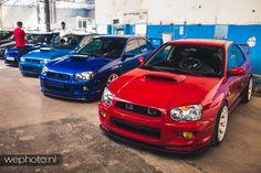 Subaru Impreza Blobeye Tuning