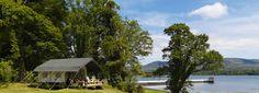Dromquinna Manor - Luxury Camping & Weddings in Kenmare Co Kerry Ireland