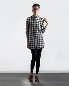Dr.Martens shirt with some ox-blood 1461s