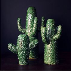 Abigail Ahern - Ceramic Cactus Vase
