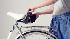 Helmmate - hide away your bike helmet
