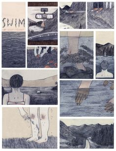swim (into the wild) by lizzy stewart