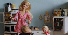 A photographer turned Barbie into a serial killer and it's terrifying (photos)