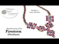 Firestorm Necklace (Tutorial) - YouTube